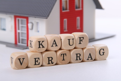 Kaufvertrag und Haus